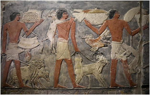 Los bolsos que nos legaron los antiguos egipcios