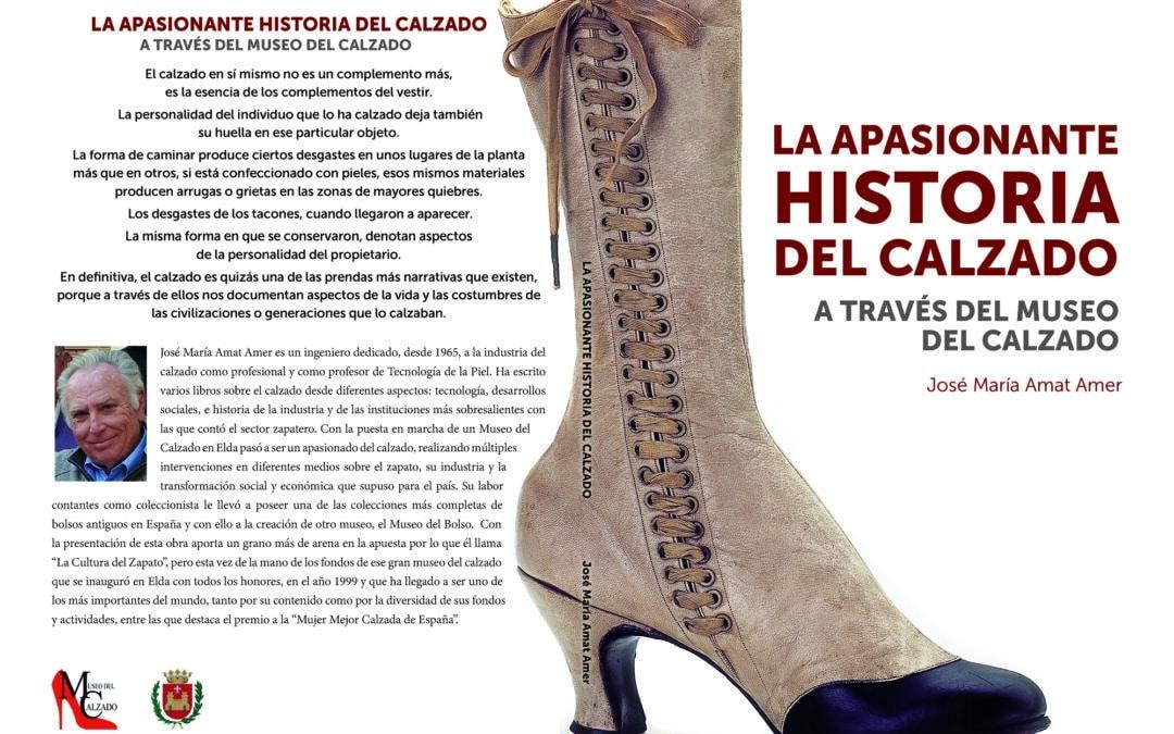 Nuevo libro de la Historia del Calzado