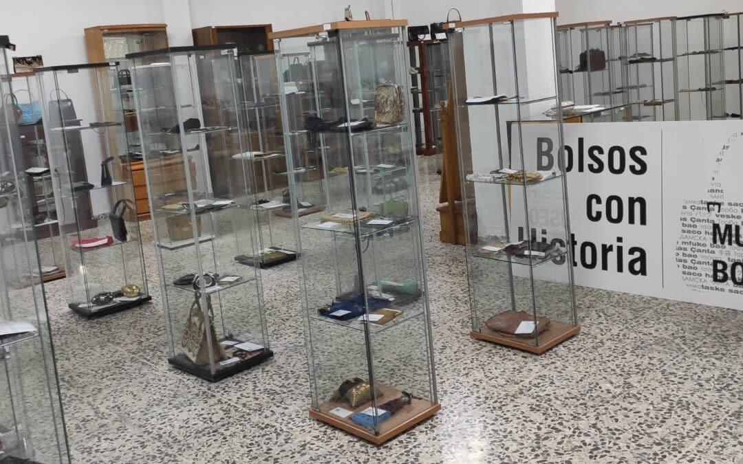 Colección museográfica de bolsos