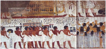 El bolso entre los inagotables tesoros de Egipto