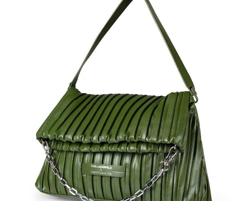 Un bolso hecho con piel de cactus