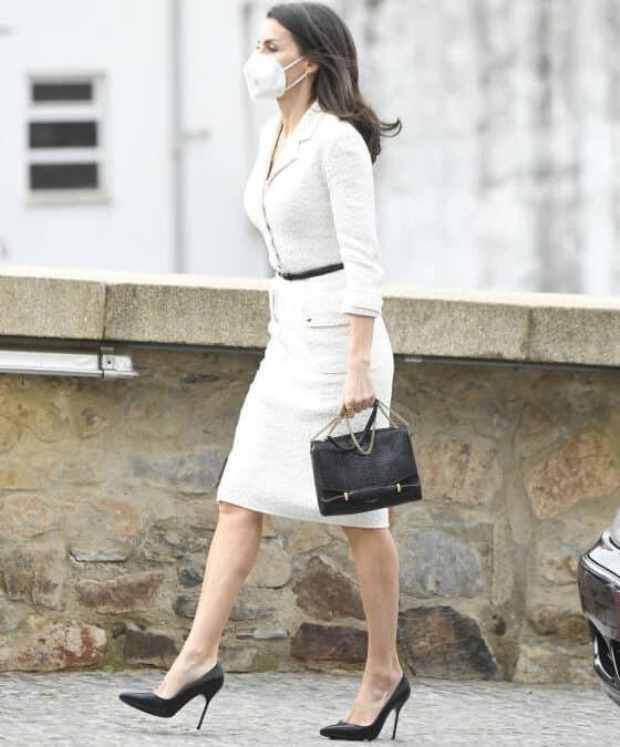 Bolso habitual en la Reina Letizia